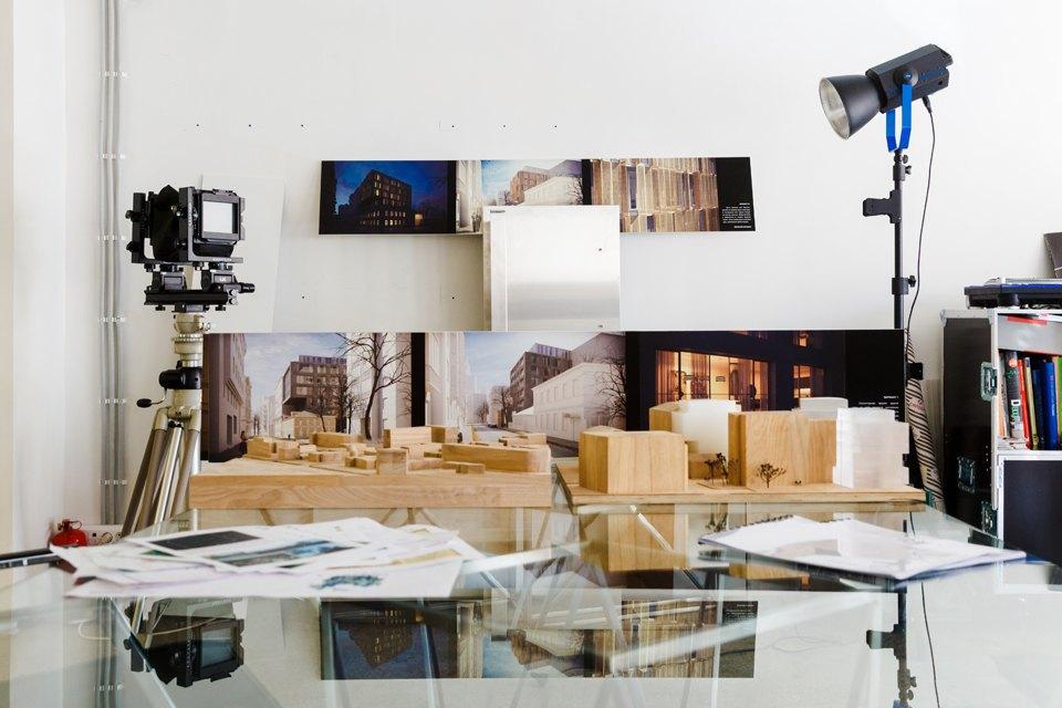 Архитекторы Kleinewelt Architekten: «ДомНаркомфина будет открыт для всех». Изображение № 14.