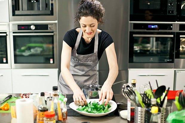Шеф дома: Ростбиф-салат и тыквенная каша Мириам Сехон. Изображение № 55.