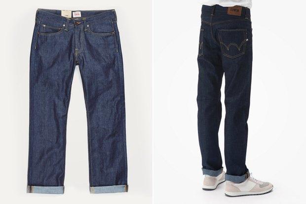 Где купить мужские джинсы прямого кроя: 9вариантов от 1655рублей до 13тысяч. Изображение № 2.