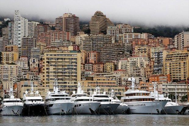 Монако: Как живут в государстве площадью в два километра. Изображение № 1.