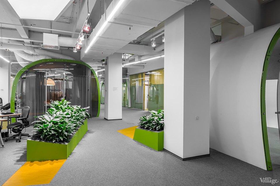 Интерьер недели (Москва): Офис «Яндекса» в БЦ «Строганов». Изображение № 25.