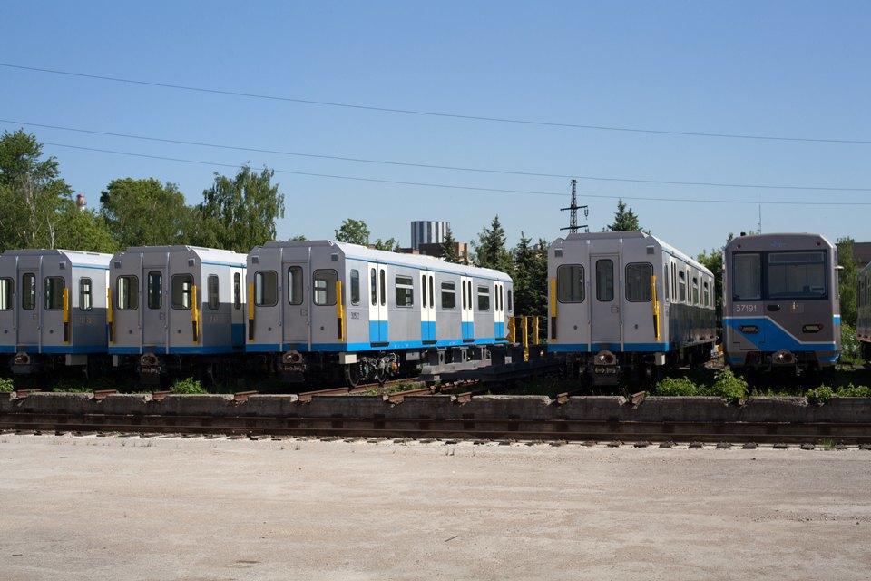 Новые вагоны метро. Изображение № 21.