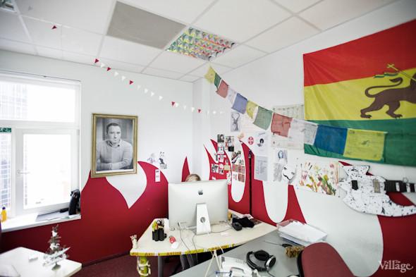 Офис недели (Киев): Tabasco. Изображение № 21.