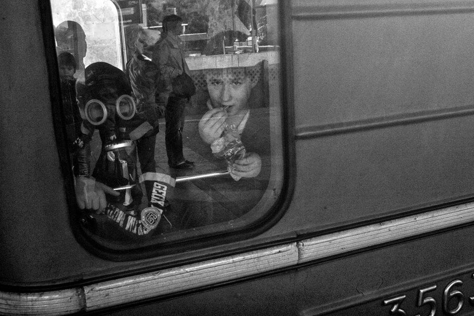 Камера наблюдения: Киев глазами Владислава Мусиенко. Зображення № 4.