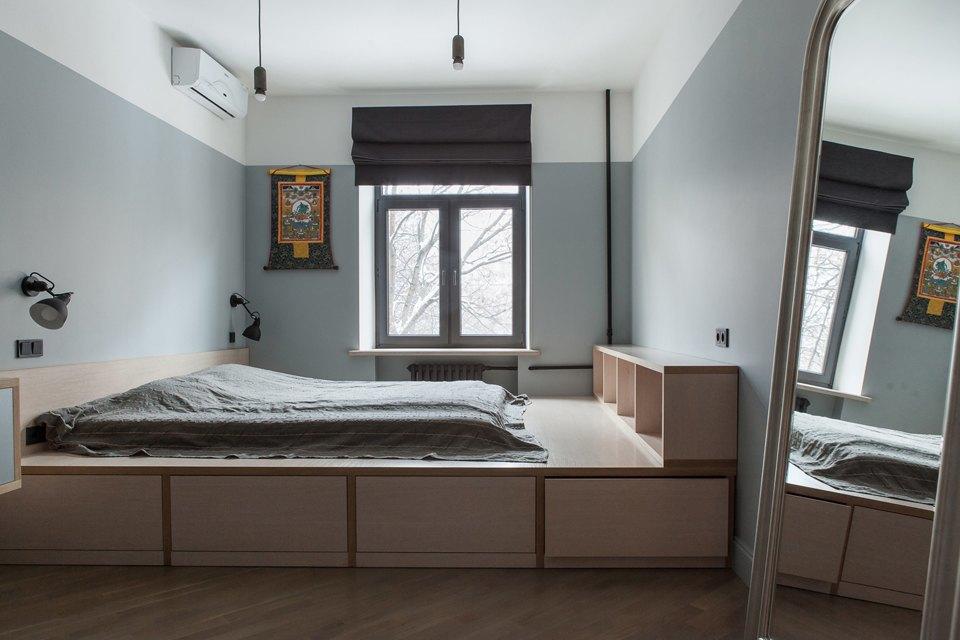 Трёхкомнатная квартира для холостяка наТишинке. Изображение № 21.
