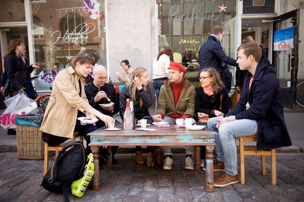 Всё о «Ресторанном дне» вПетербурге. Изображение № 8.