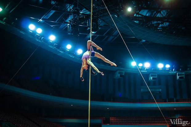 Цирк приехал: Как выглядит за кулисами Cirque du Soleil . Изображение № 2.