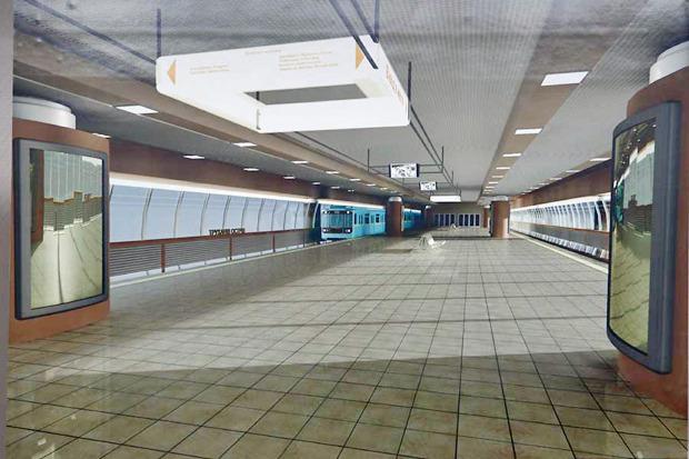 Четвёртая линия: Все проекты метро на Троещину. Зображення № 15.