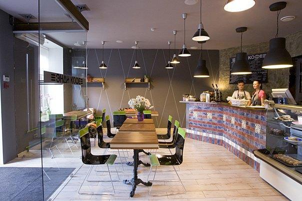 НаПетроградке открылась новая кофейня «Энди Кофе». Изображение № 1.