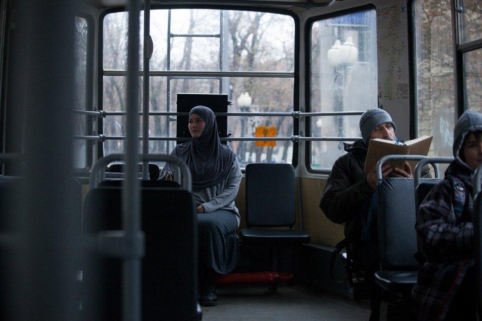 Как я неделю носила хиджаб в Москве. Изображение №3.