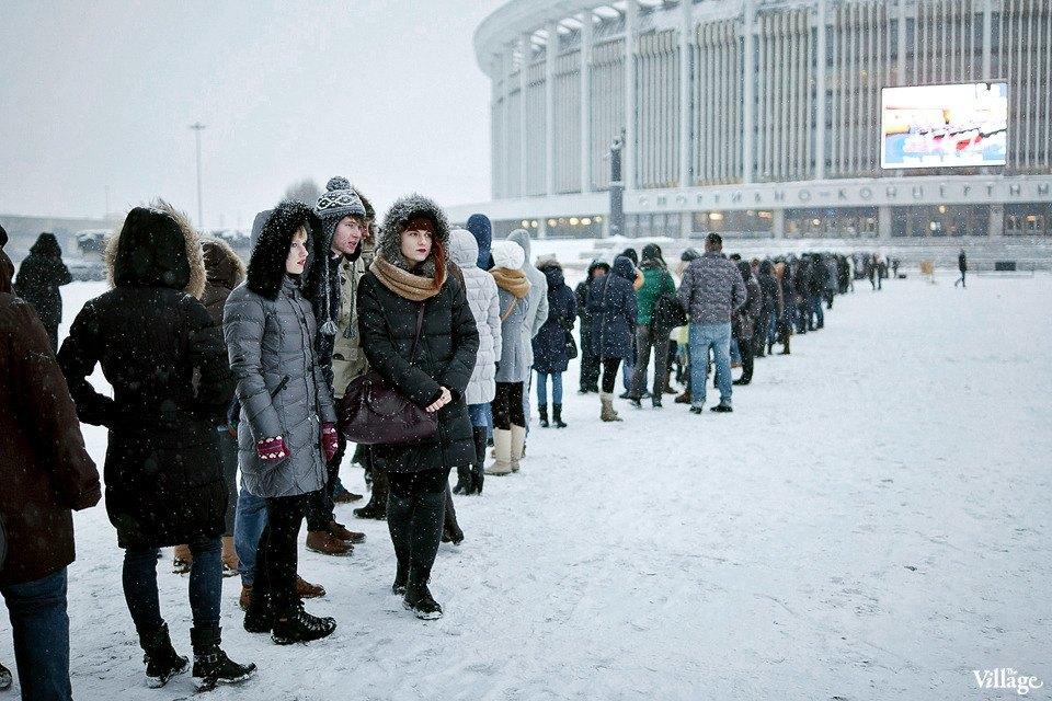 Люди в городе: Посетители концерта Lady Gaga в Москве и Петербурге. Изображение № 3.
