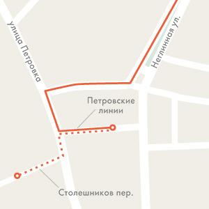 Эксперимент The Village: Трудно ли в Москве парковаться по правилам. Изображение № 6.