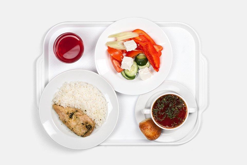 Чем кормят сотрудников московских компаний. Изображение № 3.