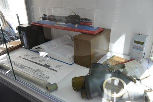 Впетербургской школе создали музей жертв радиационных катастроф. Изображение № 3.