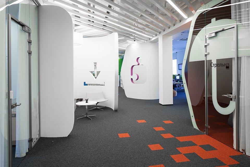 Новый этаж штаб-квартиры «Яндекса». Изображение № 6.