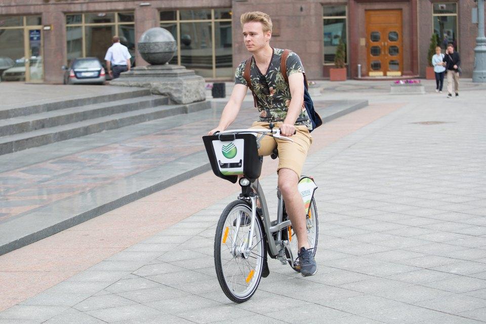 Тест-драйв новых велосипедов городскогопроката. Изображение № 7.