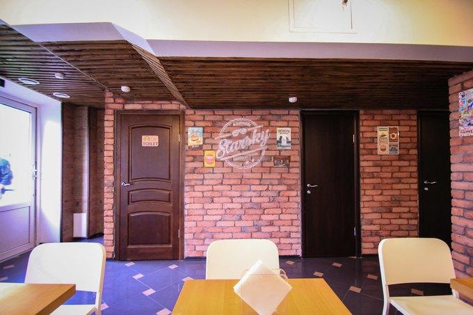 На Нарвской открылось кафе с бургерами и буррито Starsky . Изображение № 2.