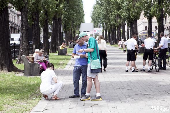 Люди в зелёном: Волонтёры — о гостях Евро-2012. Зображення № 12.