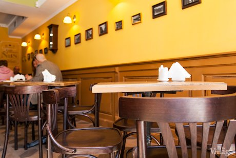 На Саксаганского открылась кофейня «Галицький штрудель». Зображення № 2.