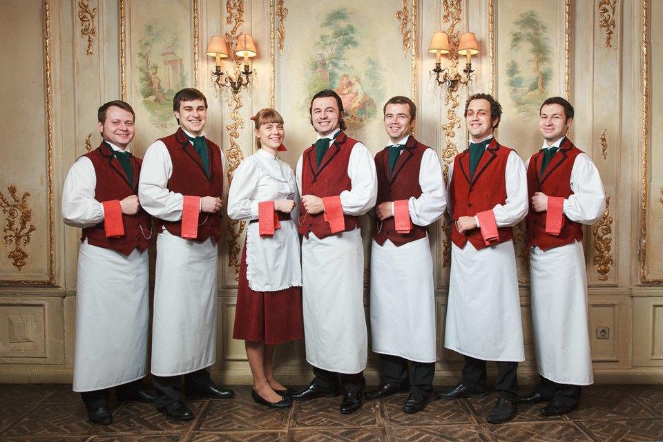 Первые лица: Как подбирают официантов в«Пушкине». Изображение № 1.