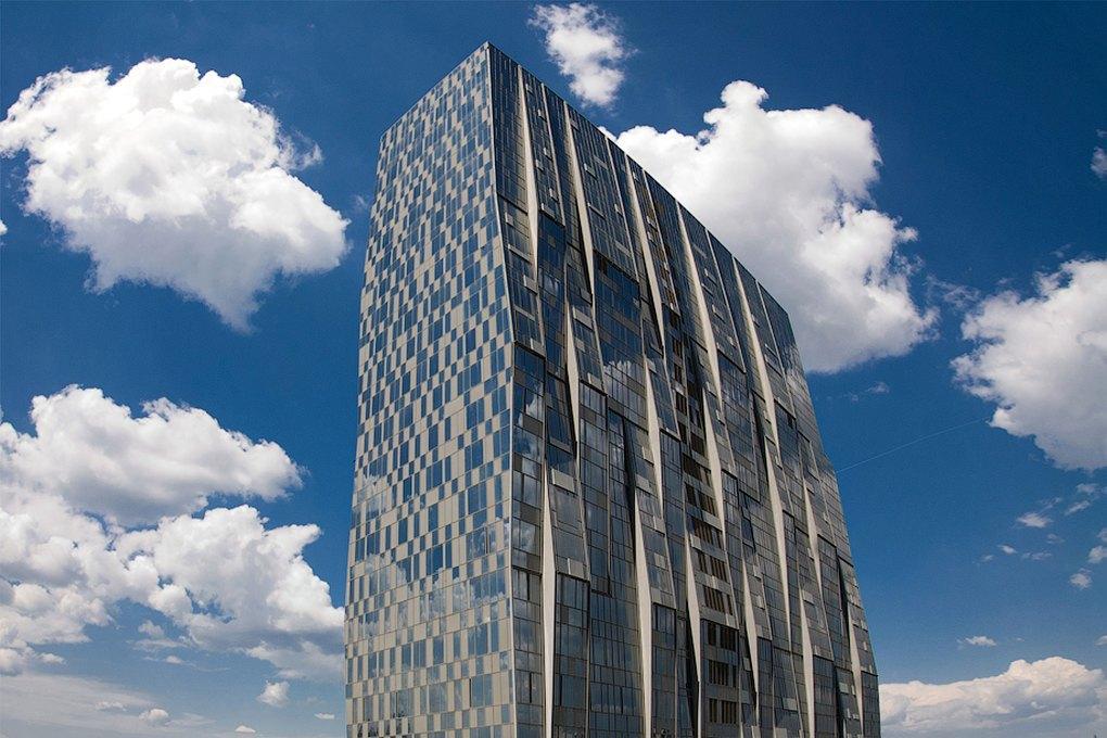 Hopes Tech: 15 самых эффектных небоскрёбов мира. Изображение № 14.