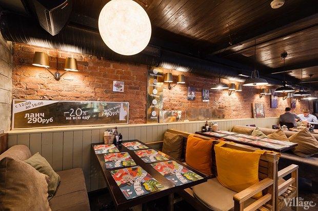 Новое место: Ресторан «Марчелли's» на Невском . Изображение № 6.