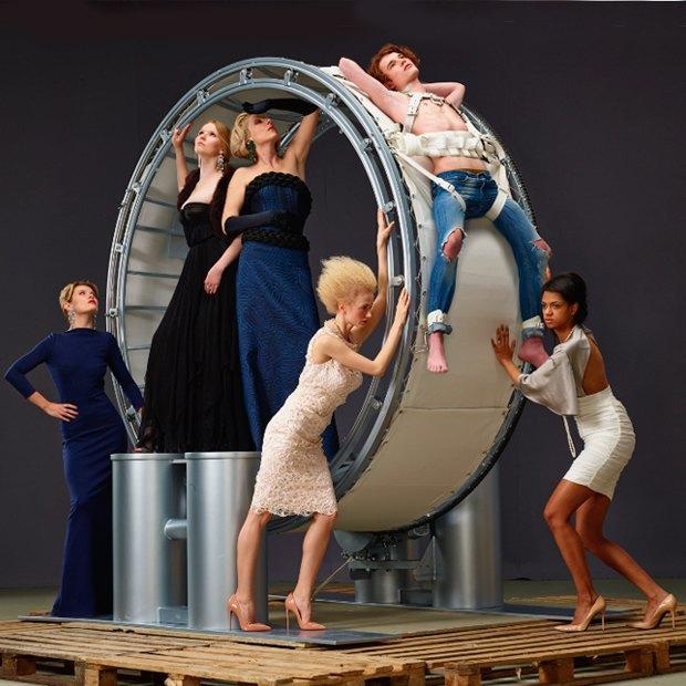 Moscow Music Week, AES+F вМАММ, выставка Микеланджело иещё 16 событий. Изображение № 14.