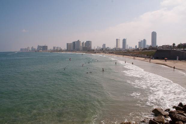 Клуб мэров: Рон Хульдаи, Тель-Авив . Изображение № 15.