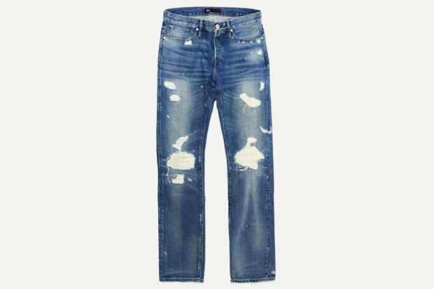 Самая дорогая исамая дешёвая пара джинсов вFancyCrew. Изображение № 1.