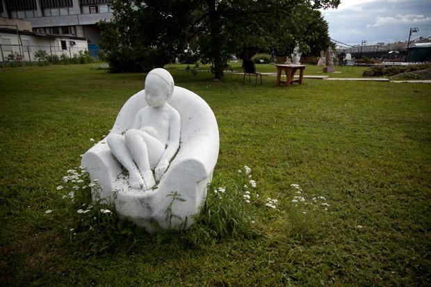 14 скульптур в парке «Музеон». Изображение № 45.