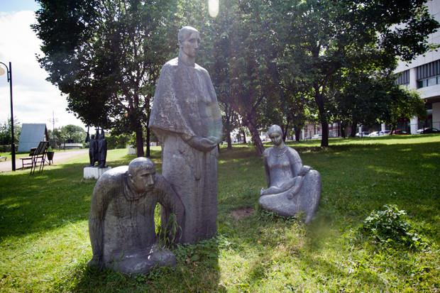 14 скульптур в парке «Музеон». Изображение № 19.