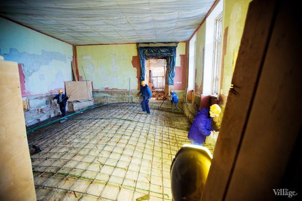 Фоторепортаж: Реконструкция Главного штаба изнутри. Изображение № 24.
