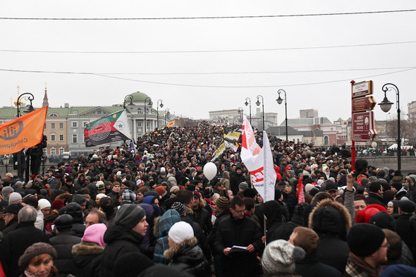 Народ против: Главные протесты 2011 года. Изображение № 68.