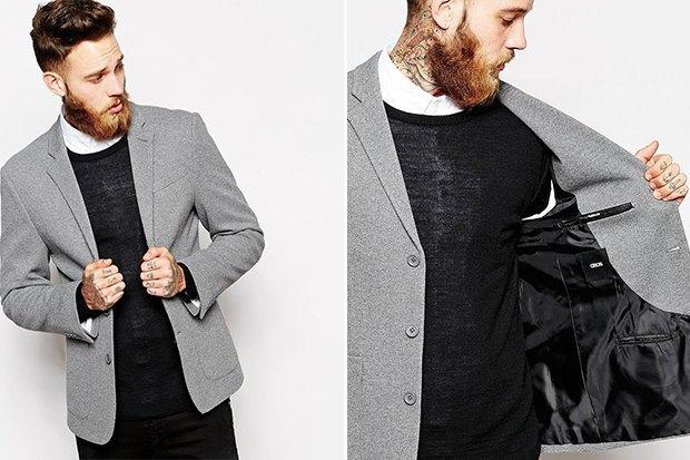 Где купить пиджак: 6 вариантов от 4 до 14 тысяч рублей. Изображение № 4.