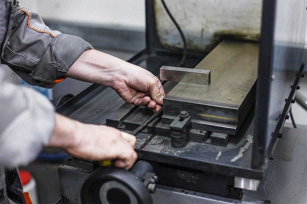 Производственный процесс: Как делают винтовки. Изображение № 18.