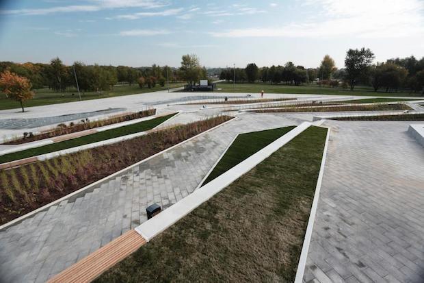 На юге Москвы после реконструкции открылся парк «Садовники». Изображение № 5.