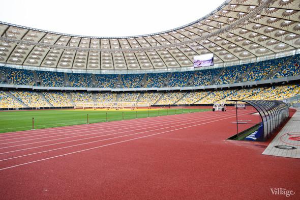 Фоторепортаж: «Олимпийский» изнутри. Зображення № 4.