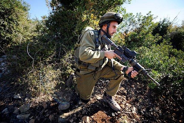 Как у них: Жители Израиля, Дании, Германии, Греции, США — о службе в армии. Изображение №1.