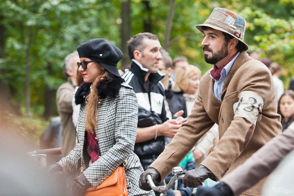 С твидом на город: Участники велопробега Tweed Ride о ретро-вещах. Изображение № 18.