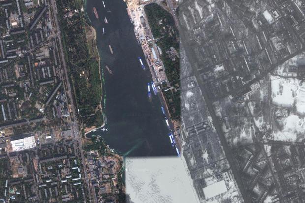Цитата дня: Google про обновлённую карту Москвы. Изображение №1.