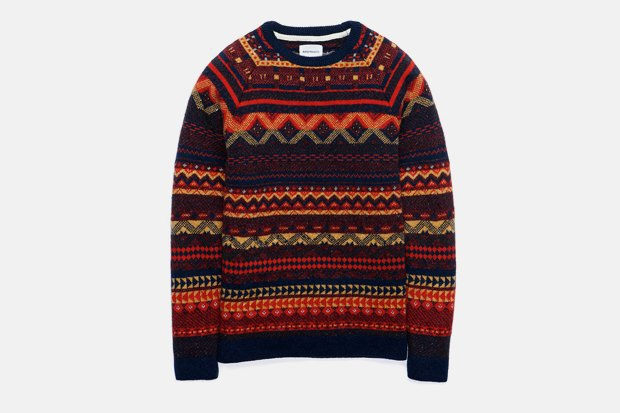 the sweater Edit tell us where you are located and we can tell you what's available.