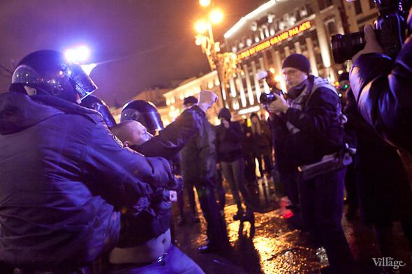 Хроника выборов: Нарушения, цифры и два стихийных митинга в Петербурге. Изображение № 17.