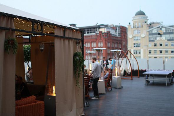 Изображение 5. На «Красном Октябре» открылся бар-ресторан Gipsy.. Изображение № 13.