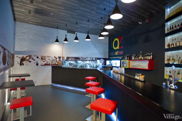 Новое место (Киев): Ресторан Belgianartzone. Изображение №25.