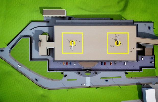 На Парковой аллее появится выставочно-конгрессный комплекс . Зображення № 2.