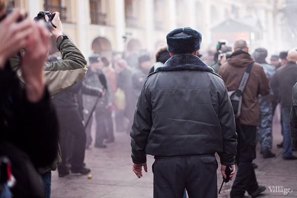 Copwatch (Петербург): Действия полиции на митинге «Стратегии-31». Изображение № 16.
