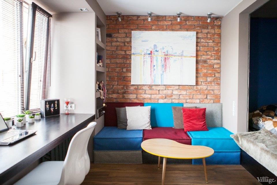 Избранное: 9 дизайнерских квартир . Изображение №5.
