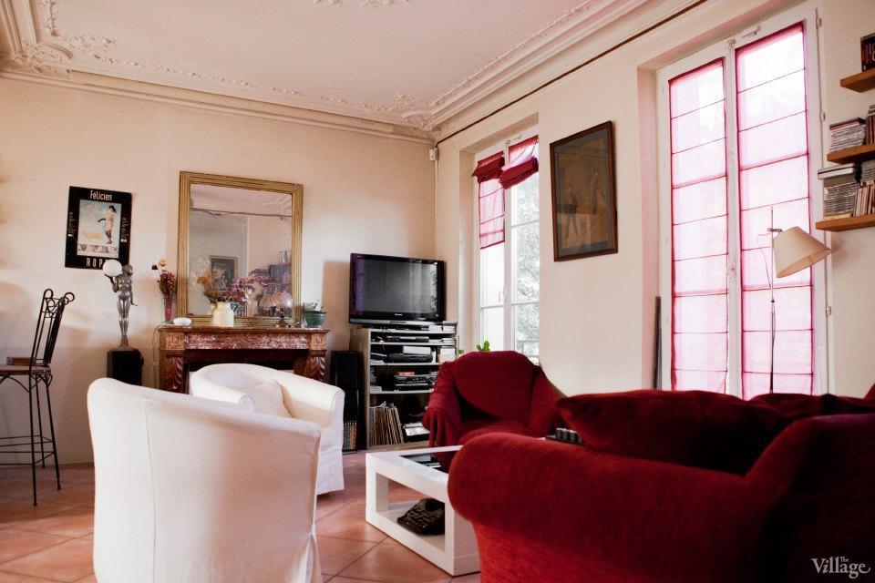Квартиры мира (Париж): Дом в районе Монтрёй. Изображение № 8.
