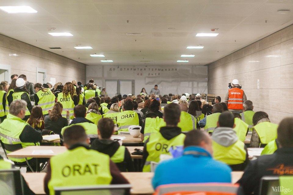 Тест The Village: Как работает новый терминал аэропорта Пулково. Изображение № 19.