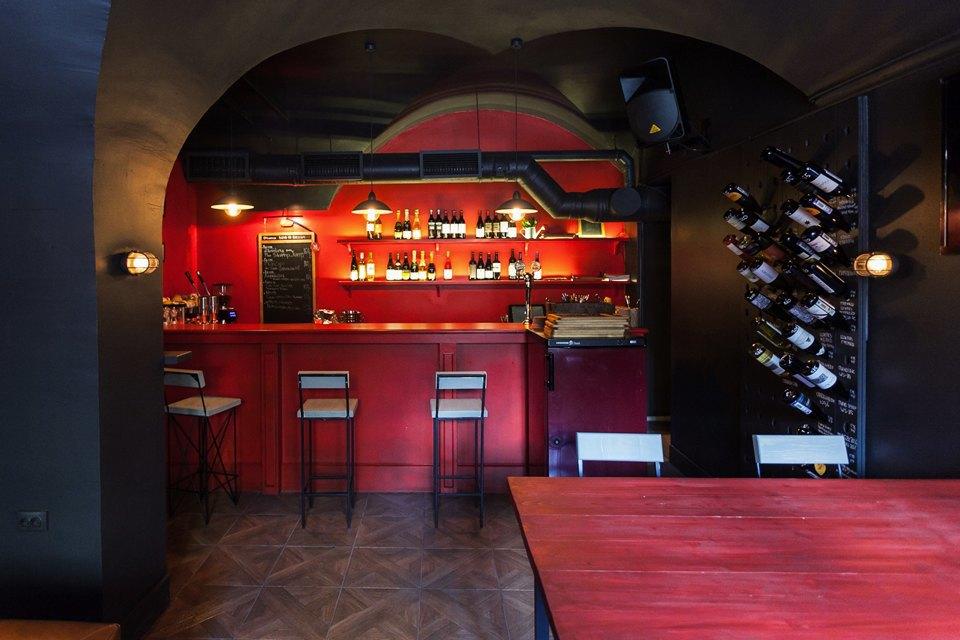 Винный бар prostovino в«Третьем кластере». Изображение № 3.